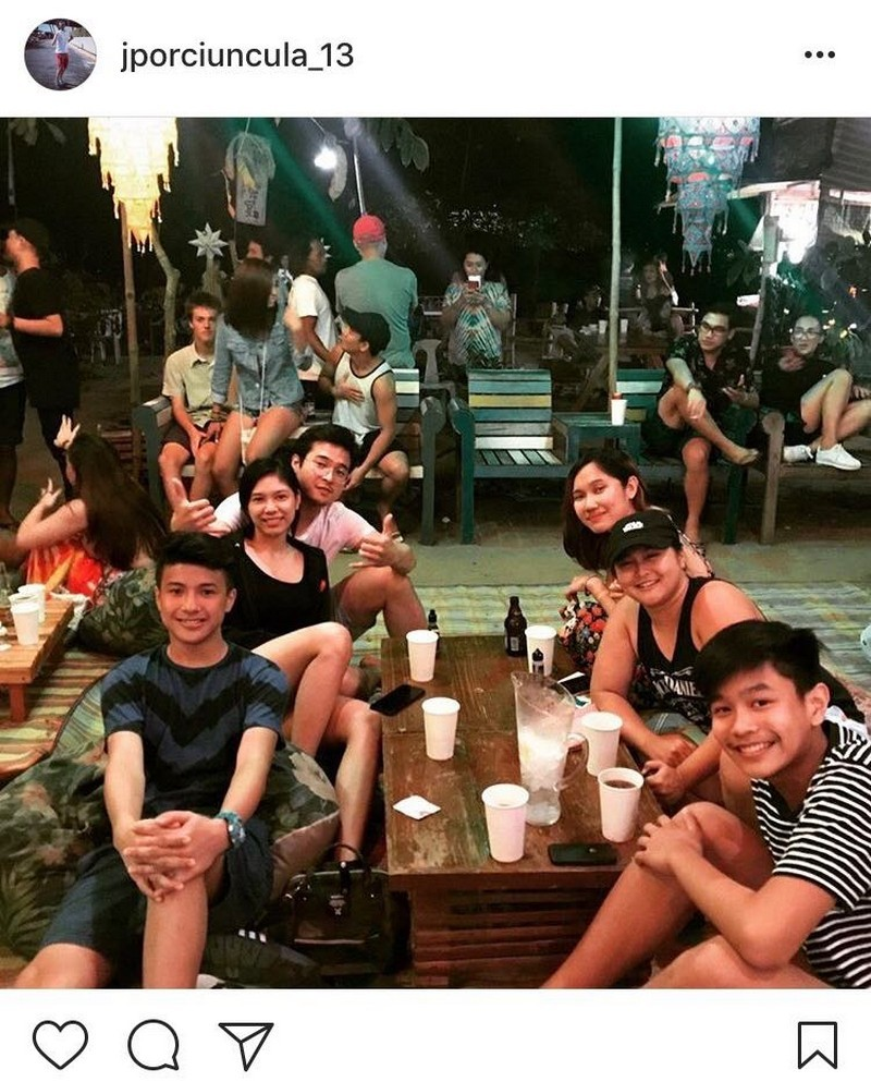 LOOK: Jerome Ponce with his equally good-looking brothers!