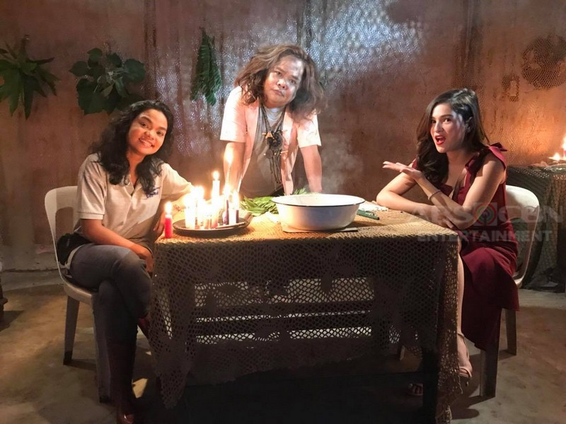 Wansapanataym Off Cam Kulitan: Switch be with you - Episode 2