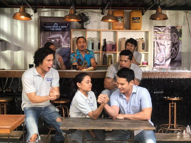 Wansapanataym Off Cam Kulitan: Switch be with you - Episode 4