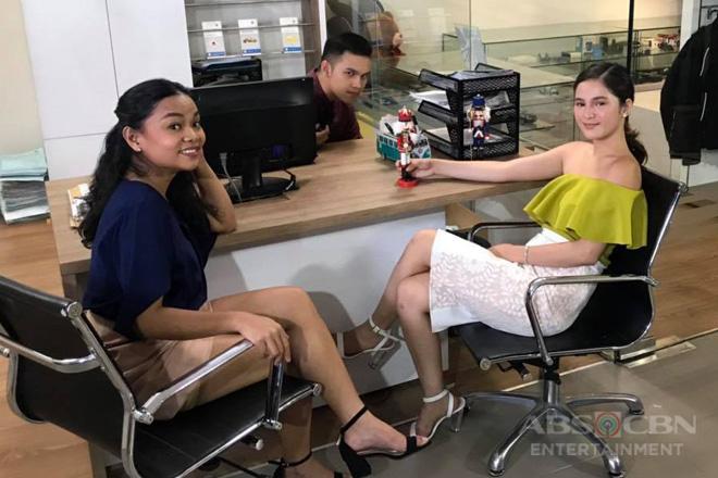 Wansapanataym Off Cam Kulitan: Switch be with you - Episode 6