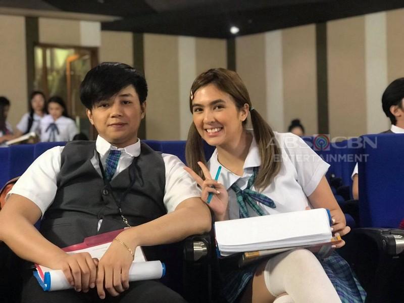 Wansapanataym Off Cam Kulitan: Mr. Cutepido - Episode 4