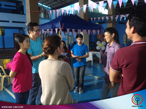 Behind-the-scenes: Si Lulu at Si Lily Liit Taping