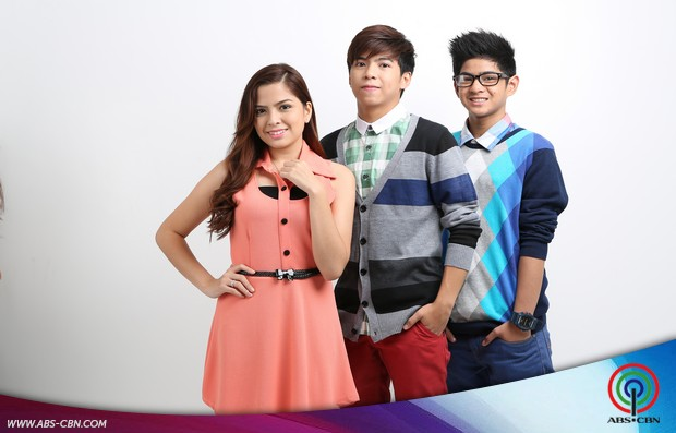 "LOOK: Gimme 5 and Alexa's Glam shots for Wansapanataym Presents ""Perfecto"""