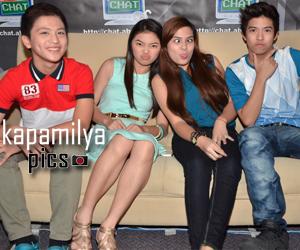 HangOut with Wansapanatym Cast