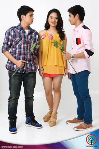 Si Lulu at Si Lily Liit Pictorial