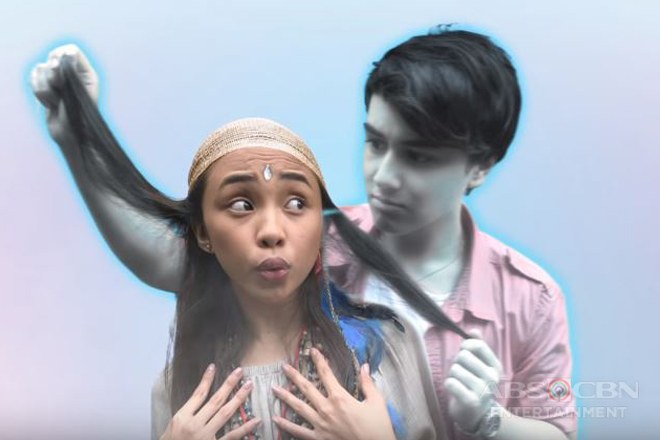 Mayward teaches values in TV comeback in Wansapanatym
