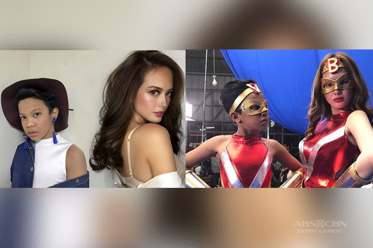 LOOK: Awra and Ellen in a different kind of showdown